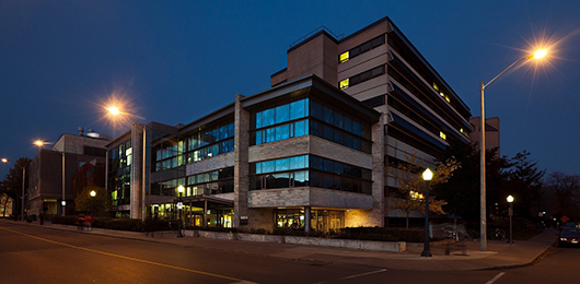 The Integrated Learning Centre - Home of Queen's Engineering